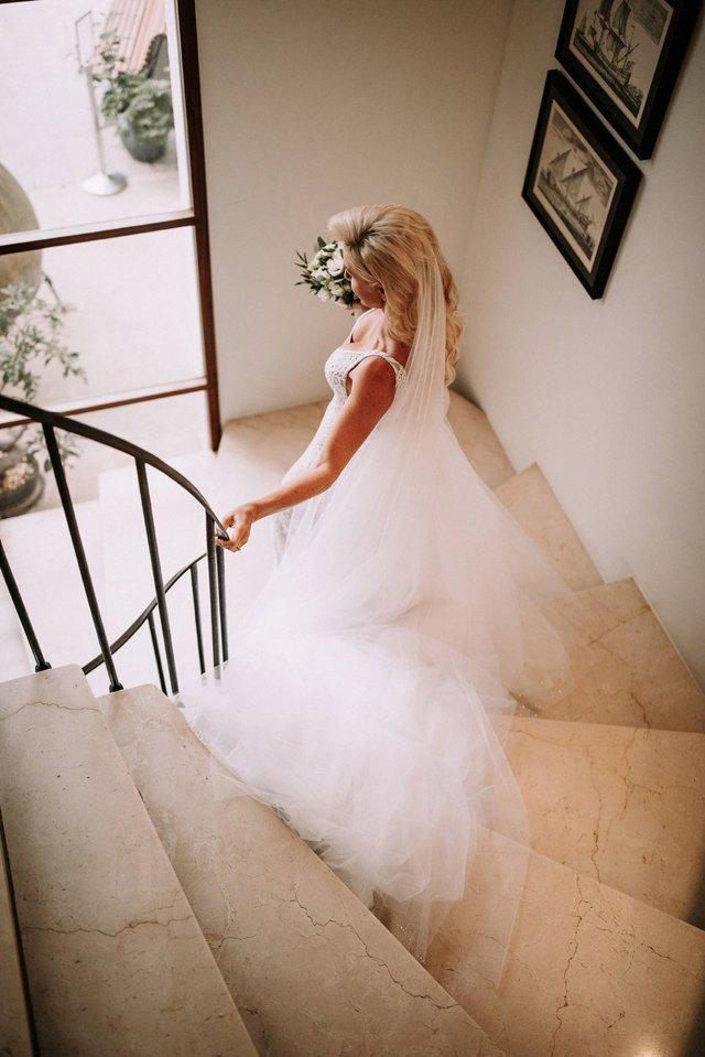 vestit de núvia