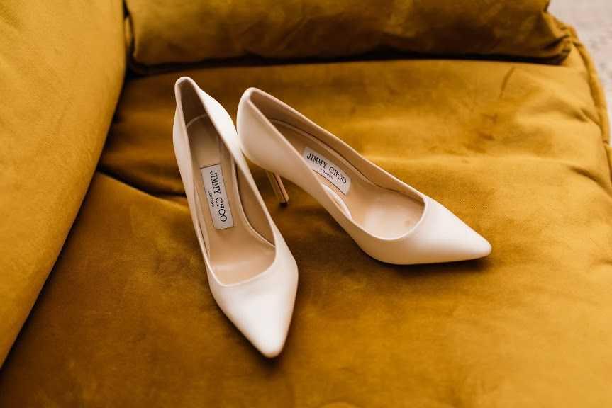 calzado de novia Jimmy Choo