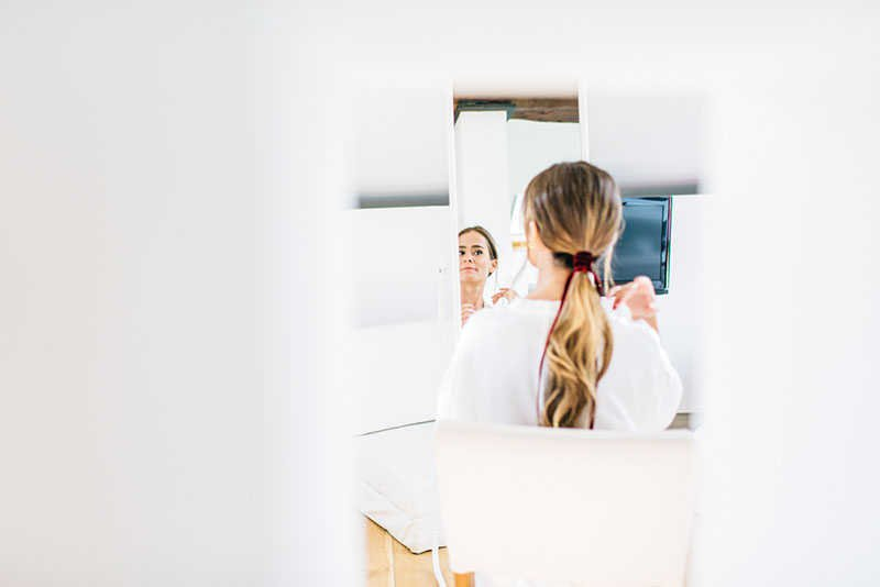 10 novia espejo