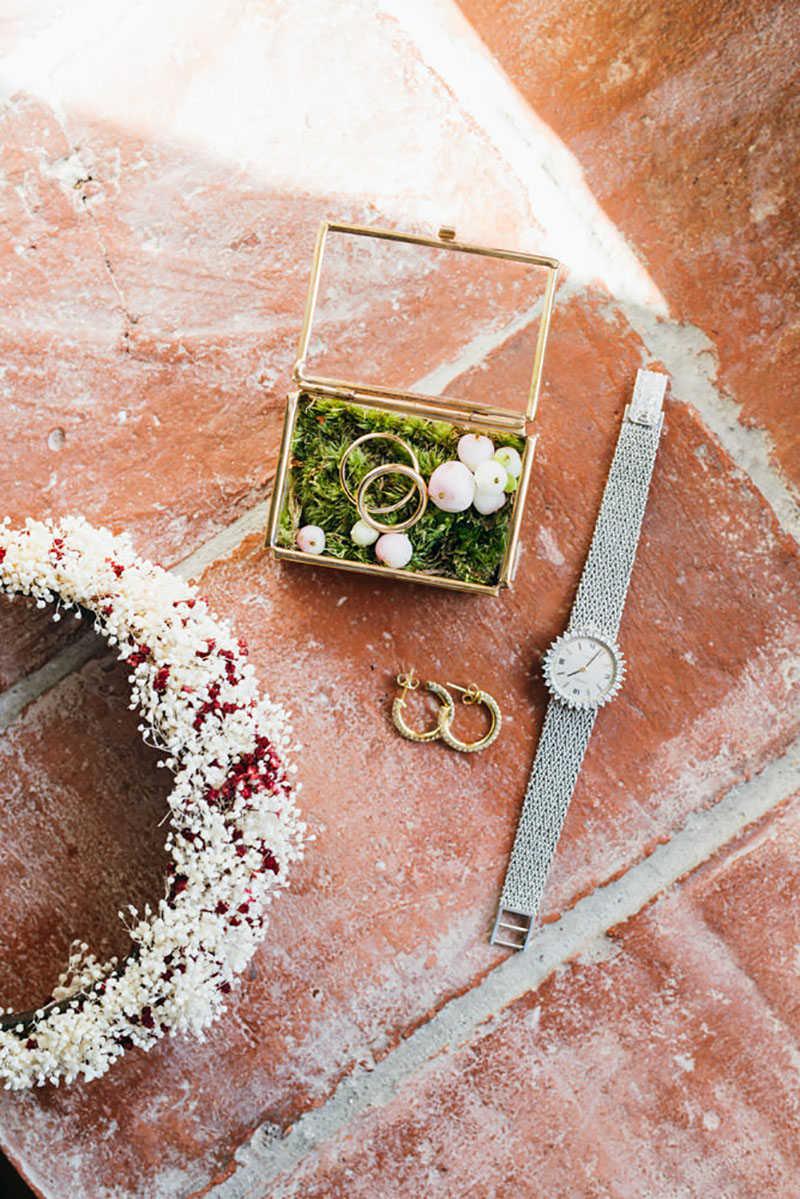 5 detalls núvia