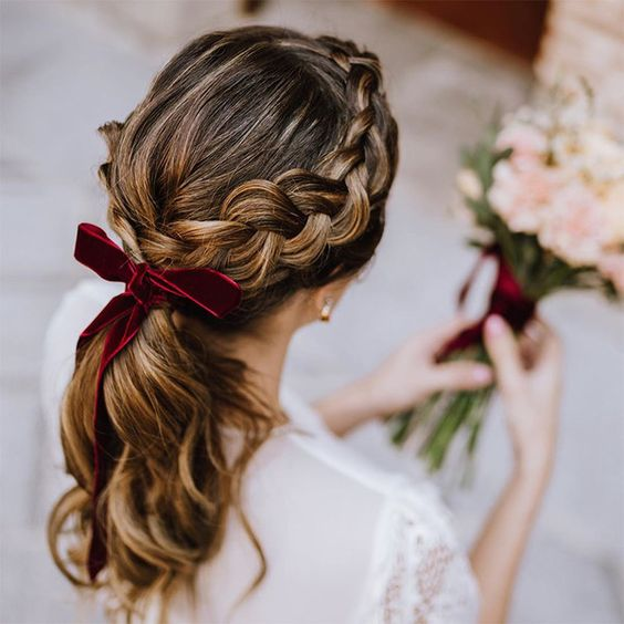 Braids Wedding Trends