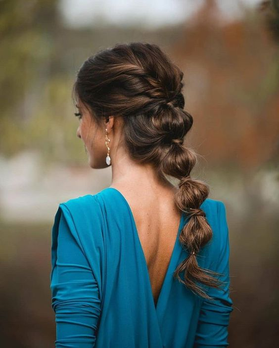 Wedding Hairstyle Knots