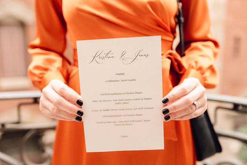 ceremony-booklet