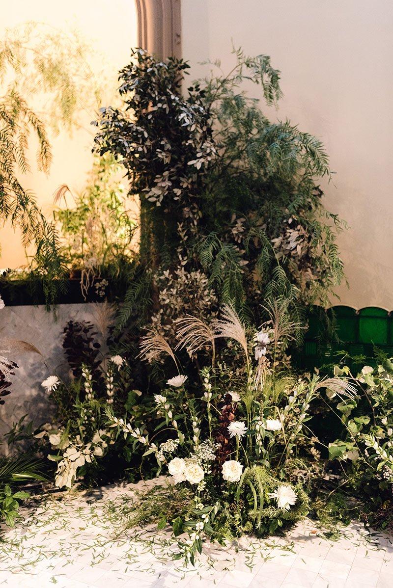 decoració floral matrimoni