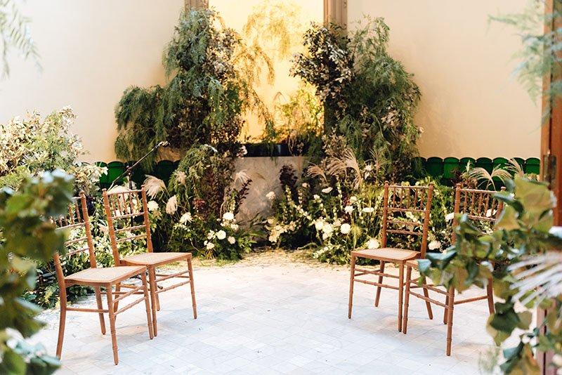 cadires cerimònia