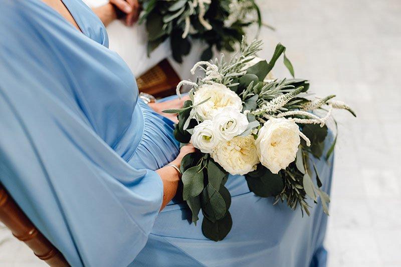 les flors de la dama d'honor