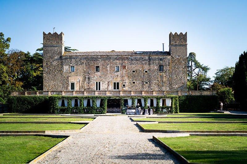 el castell de la boda