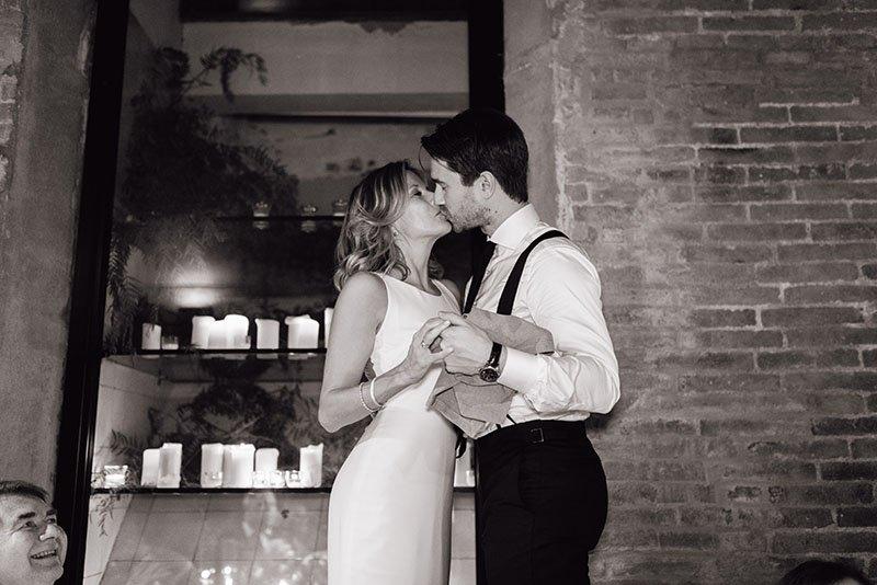 la parella petó