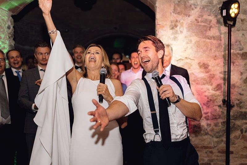 la parella cantant